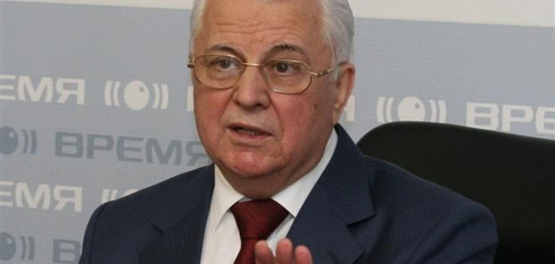 Леонід Кравчук: На Майдані завдання не вирішуються. Вони там окреслюються