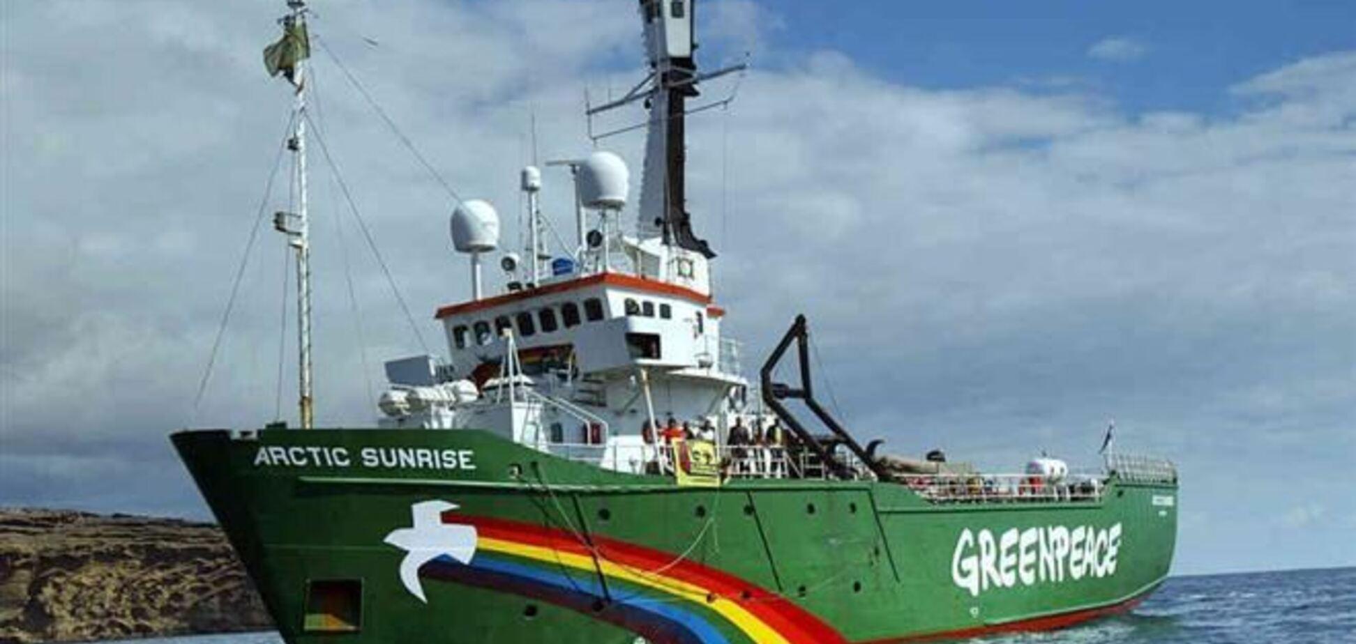 14 амністованих активістів Greenpeace отримали візи для виїзду з РФ