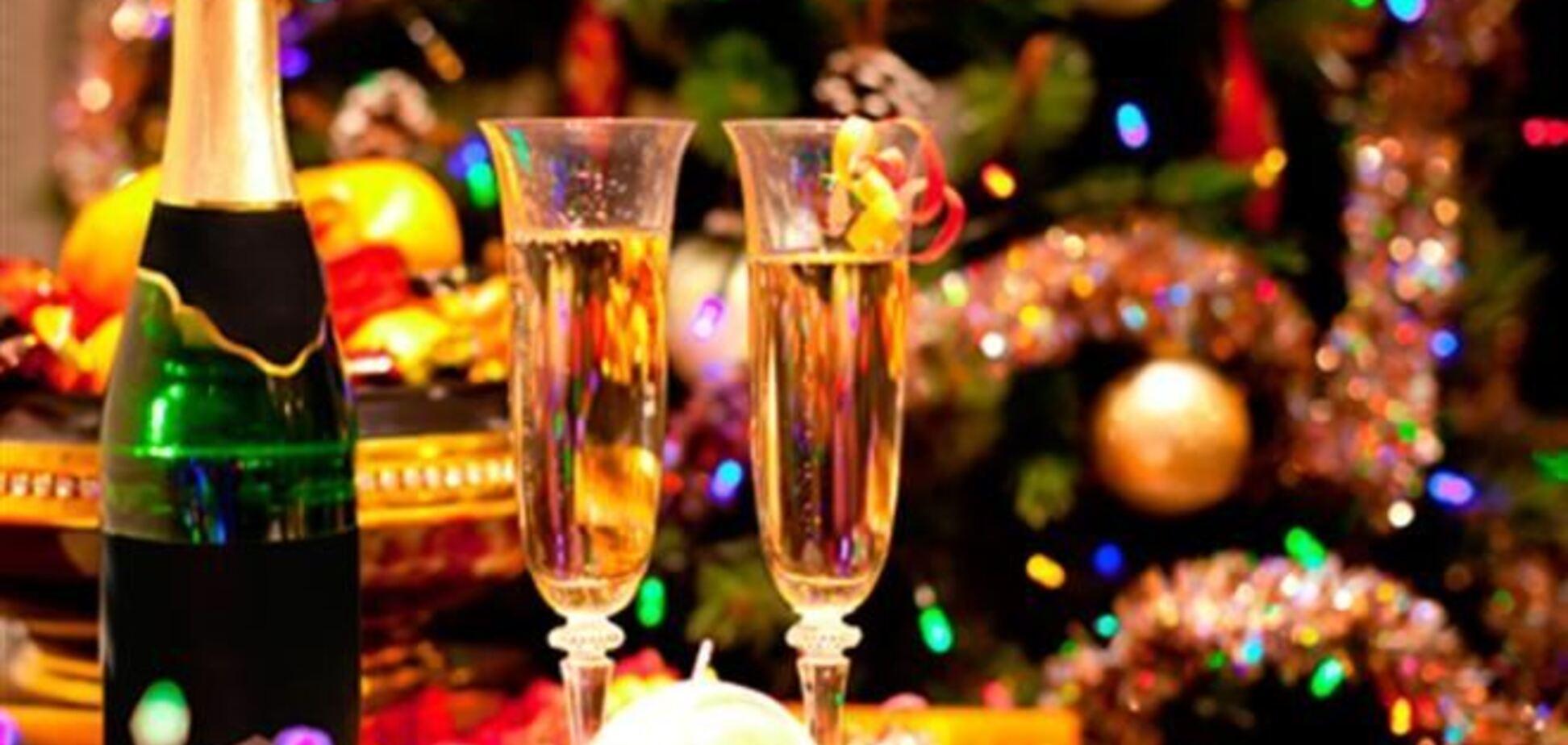 Золотые правила новогоднего застолья