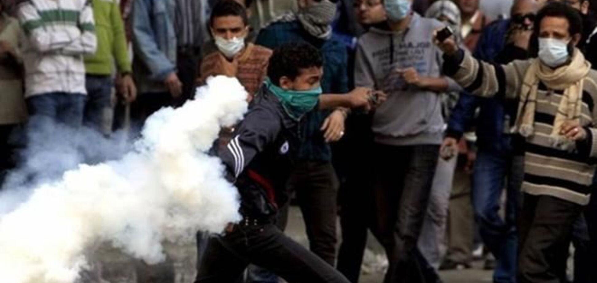 Столкновения в Египте: 286 арестованных,  трое погибших