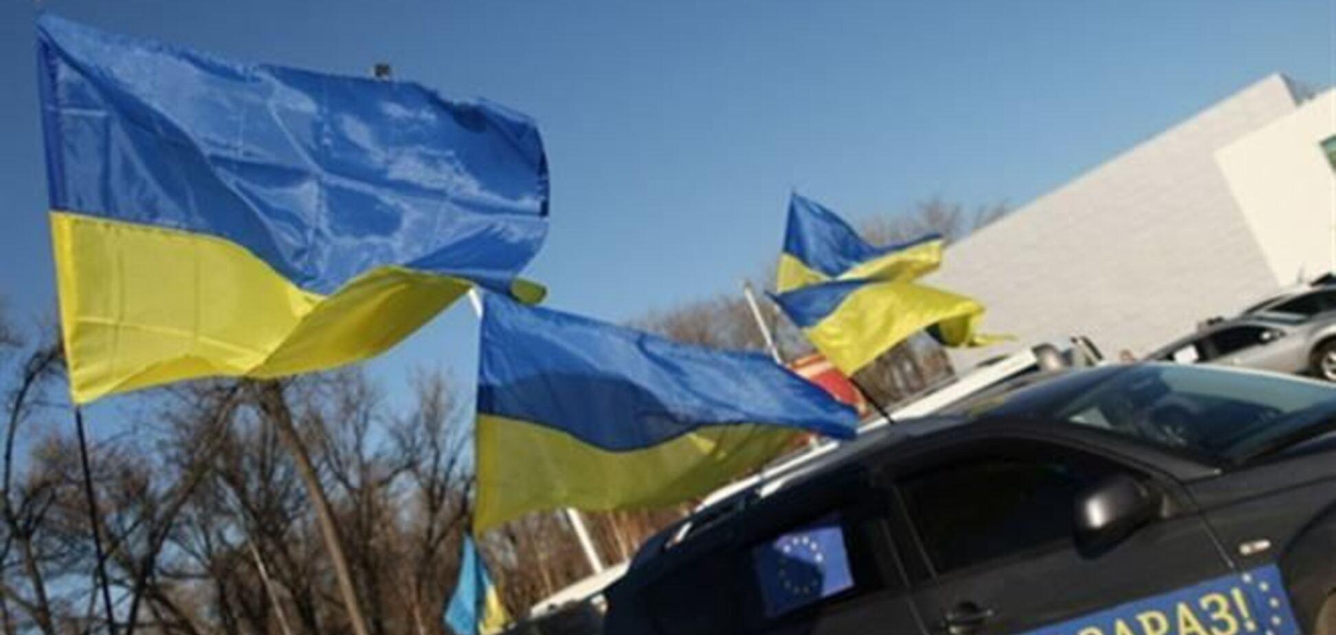 Автомайдановцы поедут к резиденциям Януковича, Азарова и Рыбака