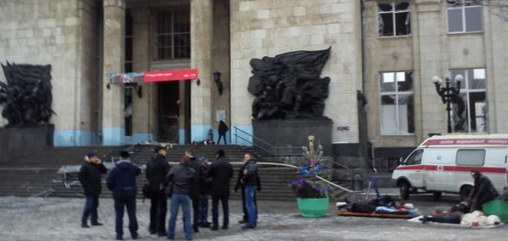 В России произошел теракт: 18 погибших, десятки раненых