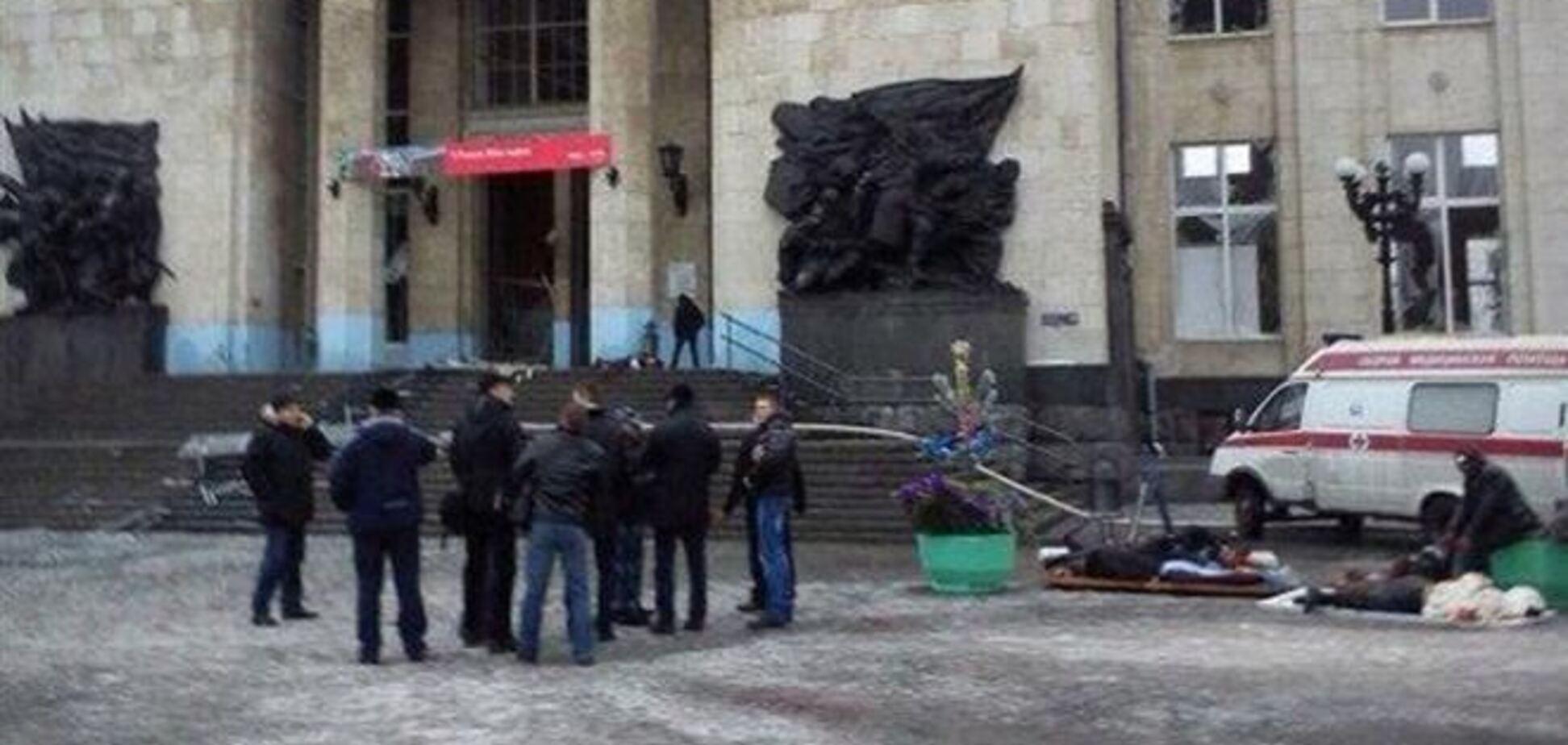 Опубліковані списки постраждалих під час вибуху в Волгограді