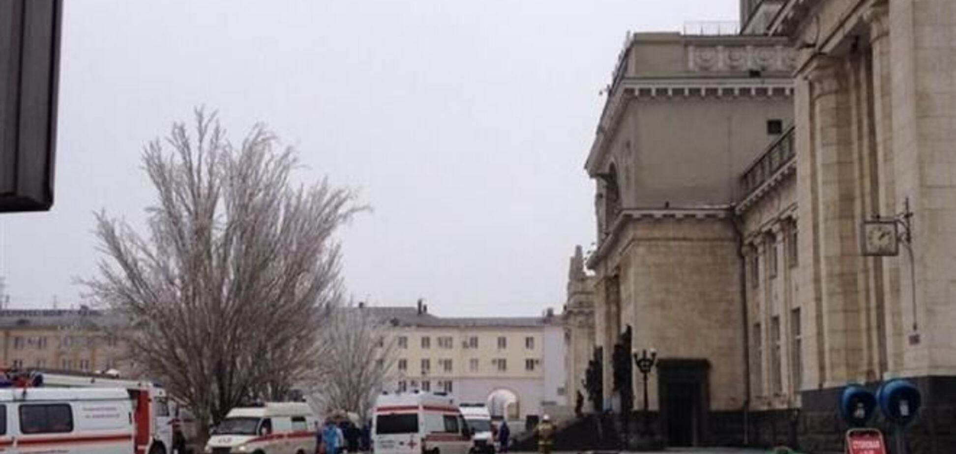 У лікарні померли двоє постраждалих під час вибуху в Волгограді