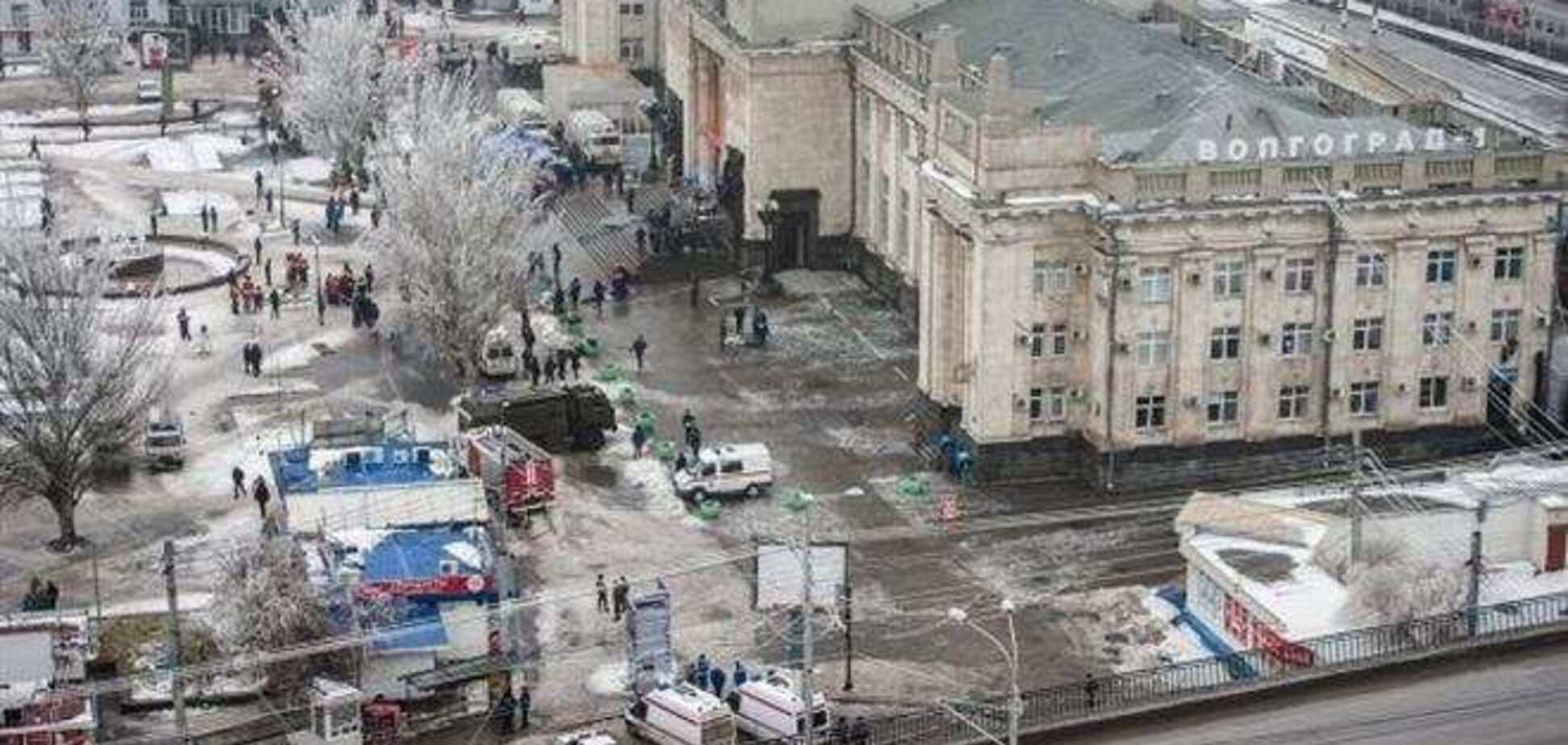 В Волгограде на месте взрыва нашли мужской палец с чекой от гранаты