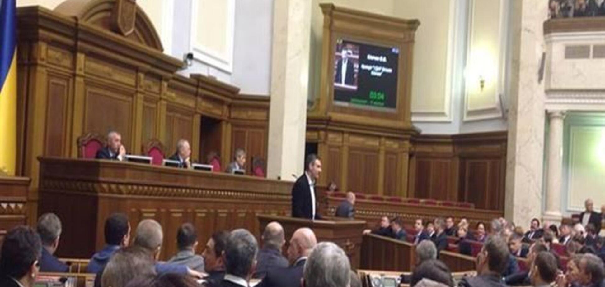 Кличко: Янукович должен подать в отставку