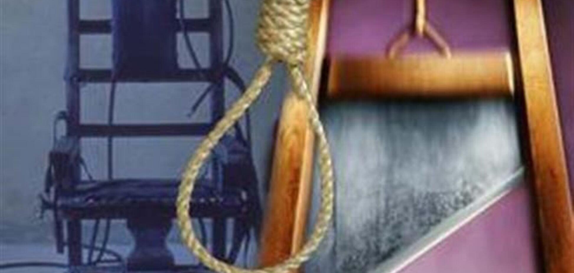 У Держдуму внесено проект про повернення смертної кари