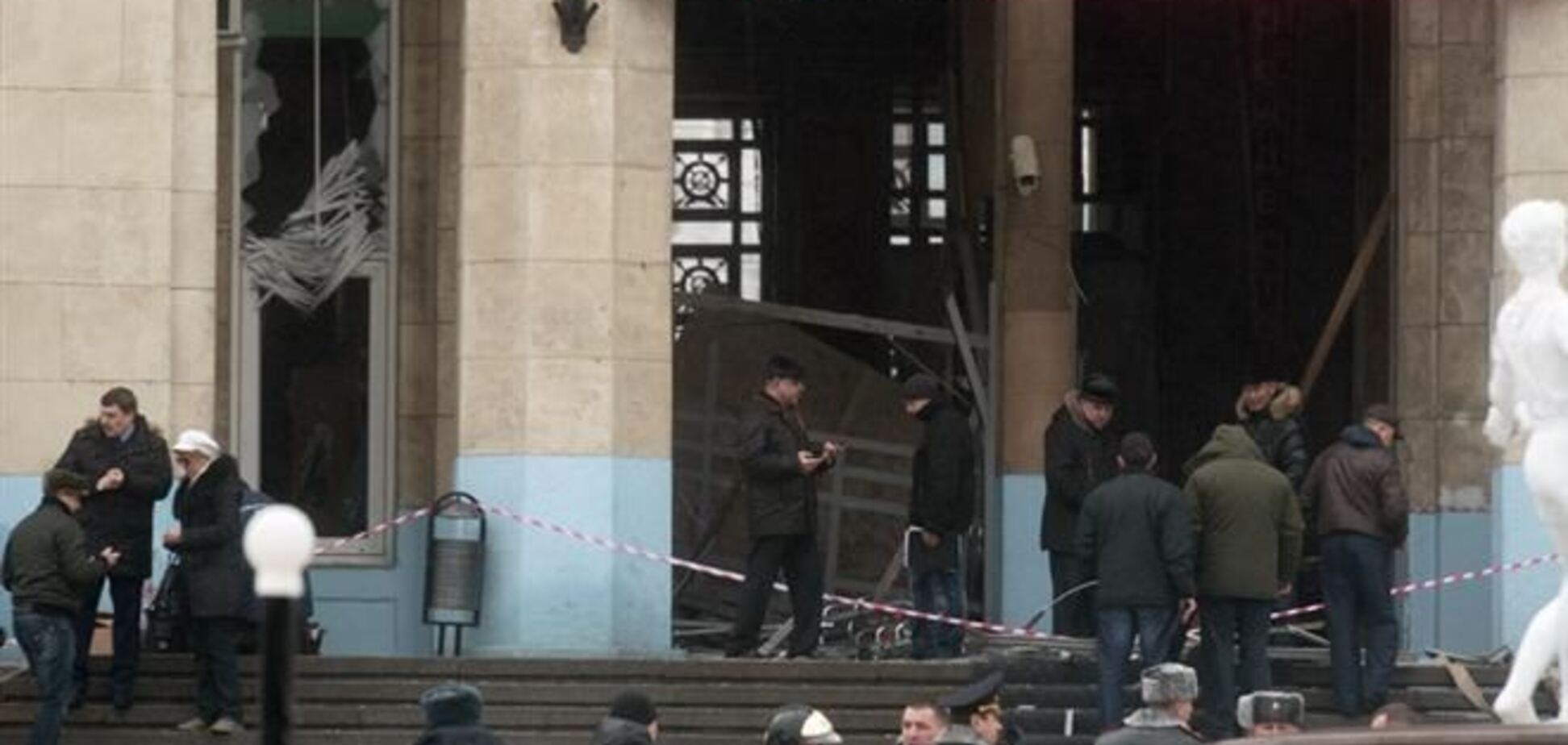 Теракт на вокзале в Волгограде: среди жертв - двое детей