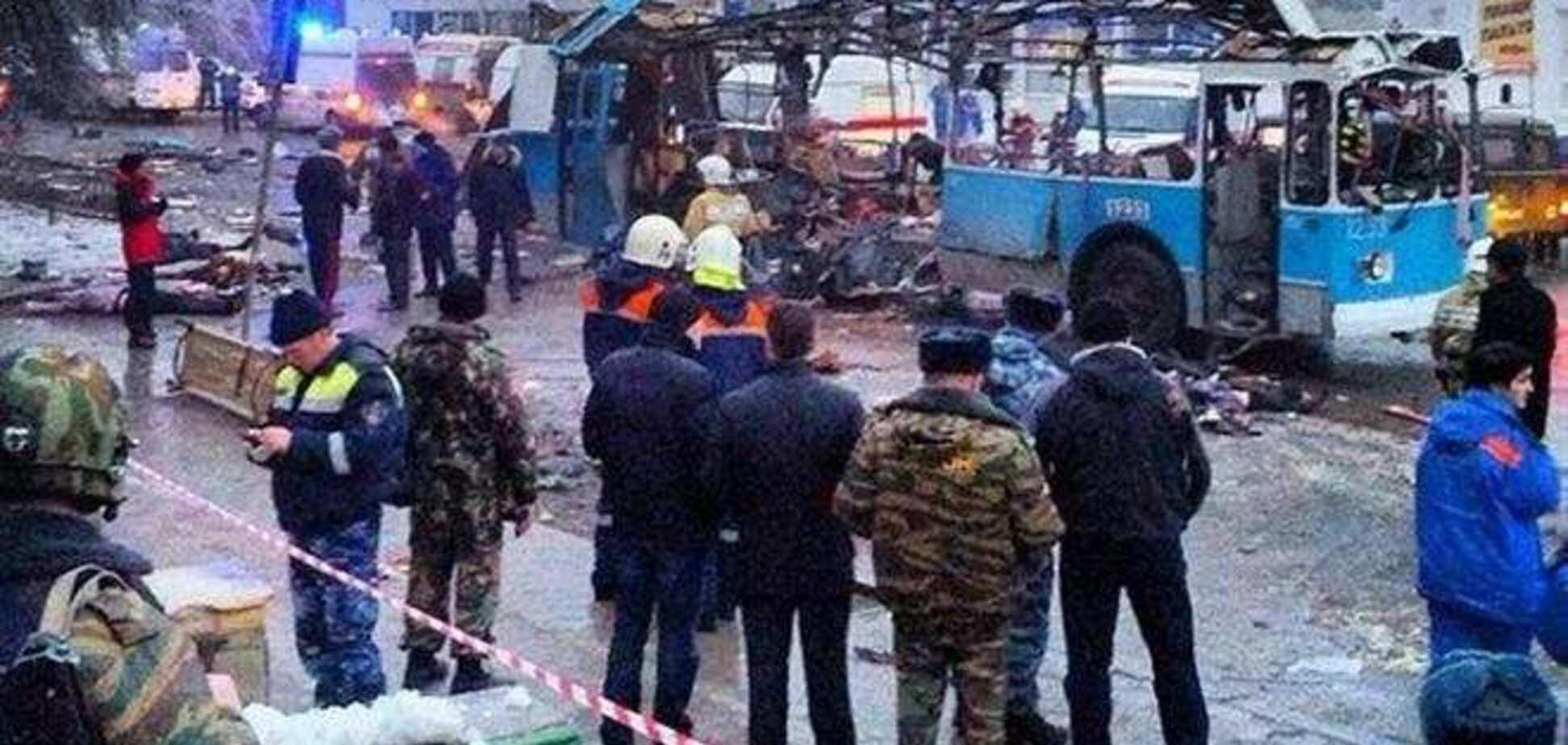 Следком РФ возбудил два дела по взрыву в троллейбусе в Волгограде