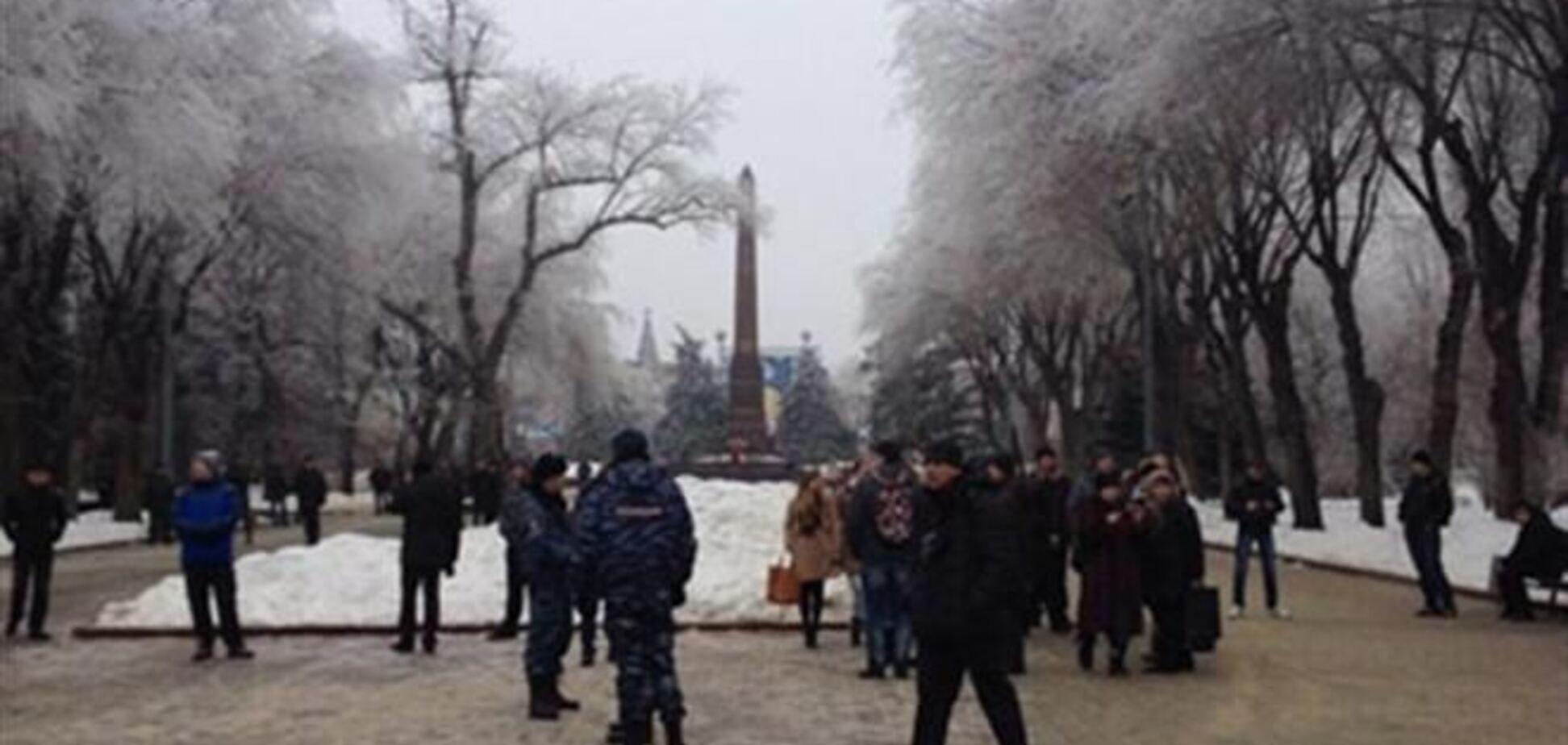 У Волгограді ОМОН розігнав акцію в пам'ять про жертви терактів