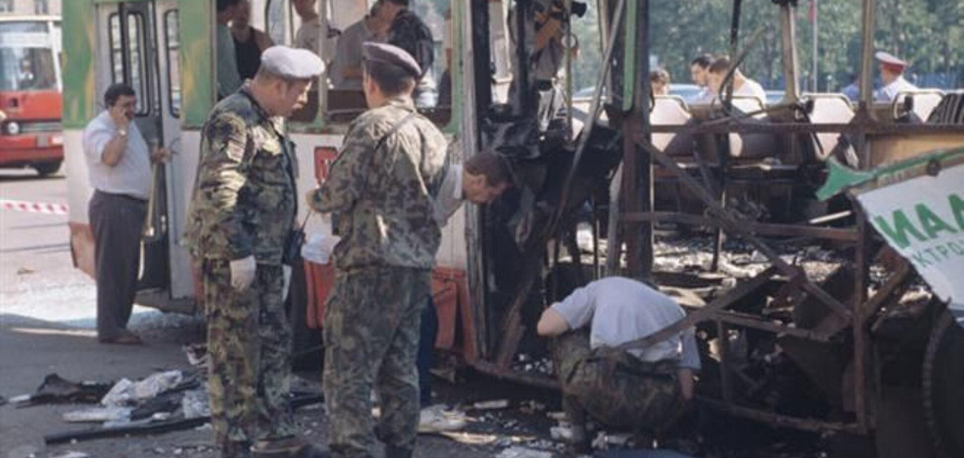 У Волгоградському тролейбусі вибухнув чоловік - наслідок