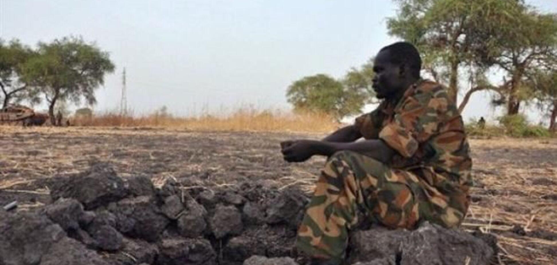 Повстанцы и власти Южного Судана договорились о прекращении огня