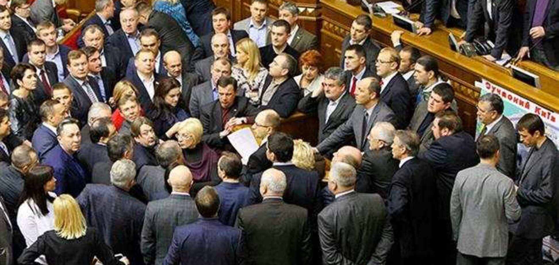 5 фактів, яких ви не знали про українських нардепів