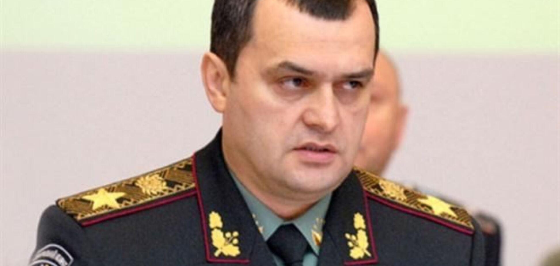 Глава МВД запретил милиционерам применять силу к митингующим