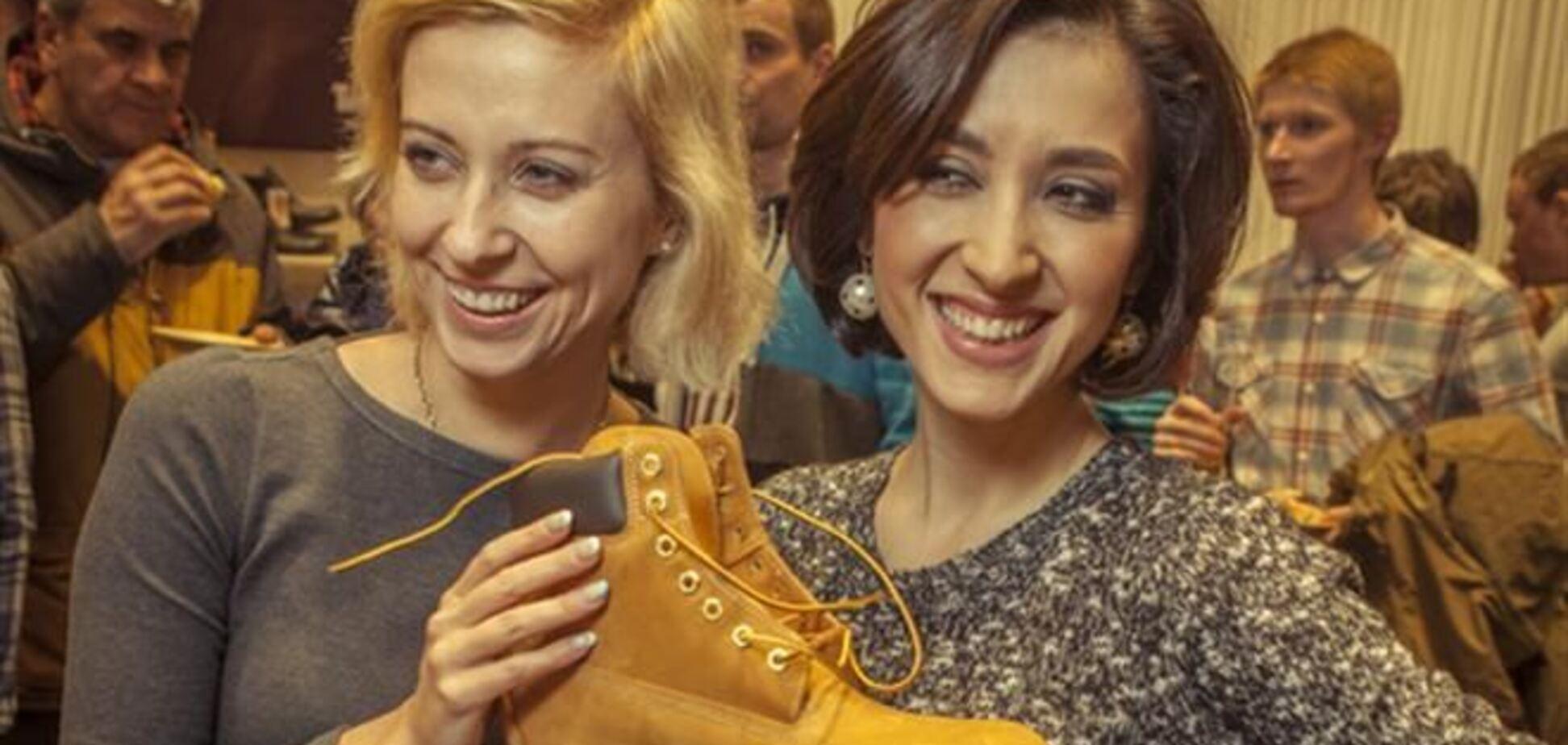 Гордієнко, Лавіка і Матвієнко відірвалися на тусовці жовтих черевиків