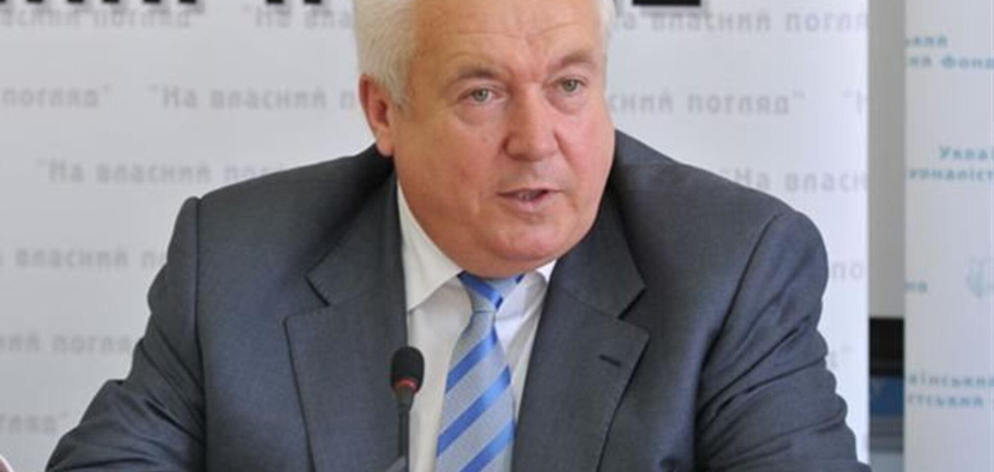 Олейник пугает евромайдановцев трупами
