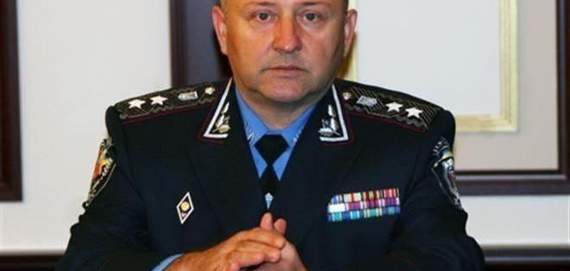 Экс-главу киевской милиции вызвали на допрос в ГПУ – СМИ