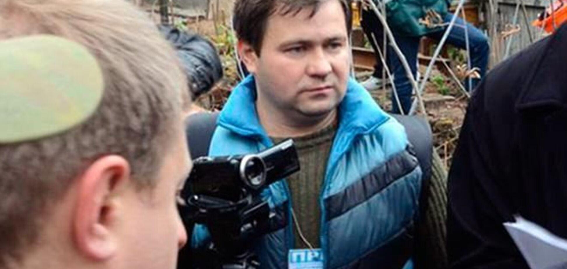 За беспорядки на Банковой задержан журналист
