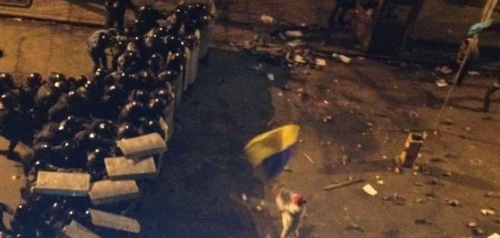 У ГПУ нет задержанных и подозреваемых в деле о разгоне Евромайдана
