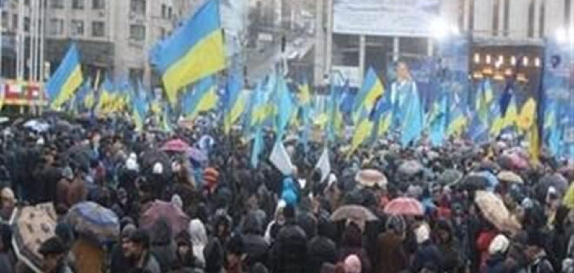Милиция просит помочь установить личность умершего на Евромайдане