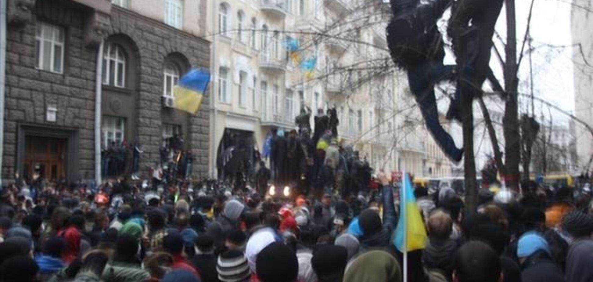 По событиям Евромайдана МВД открыло 64 уголовных производства