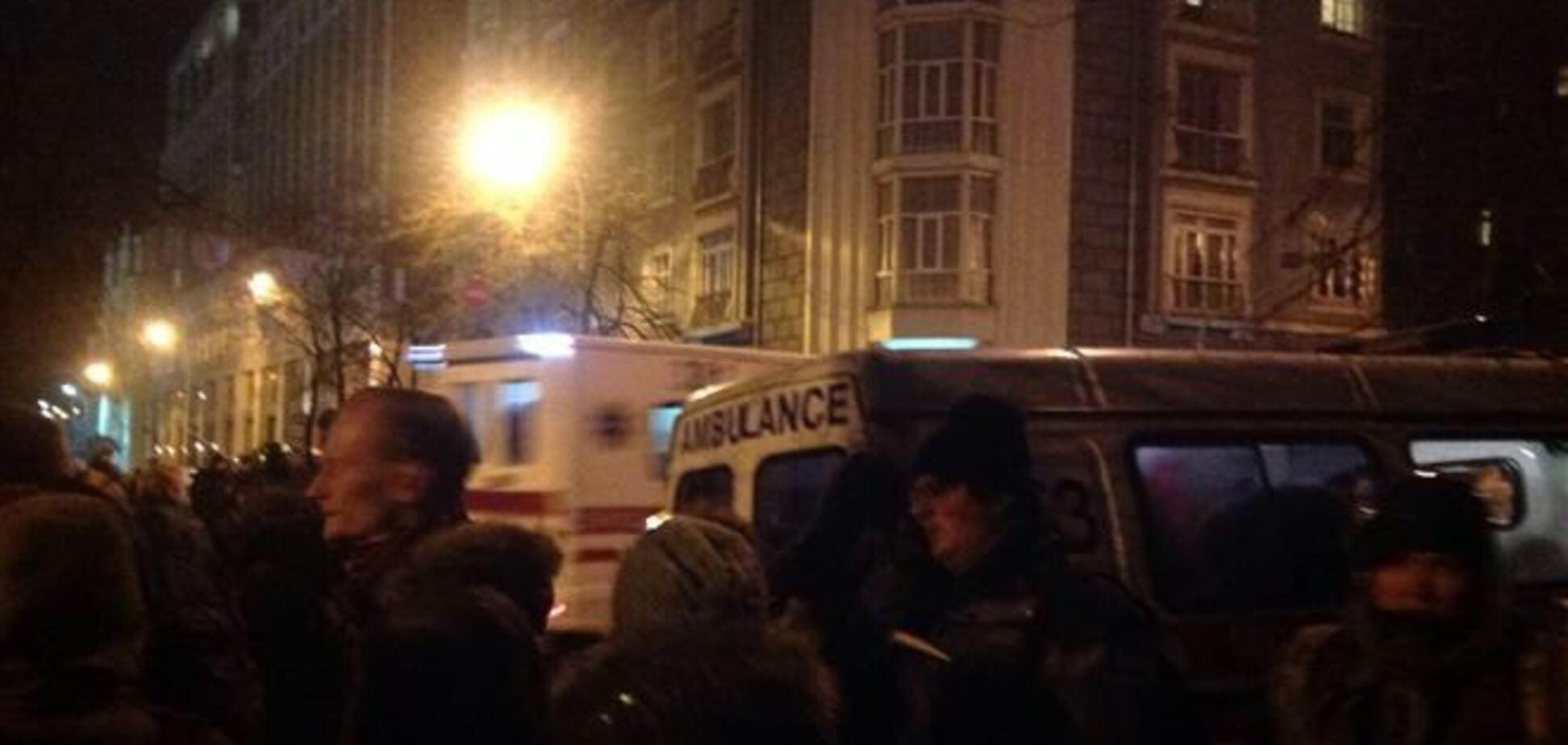 Шевченковский райсуд арестовал еще двух человек за беспорядки на Банковой