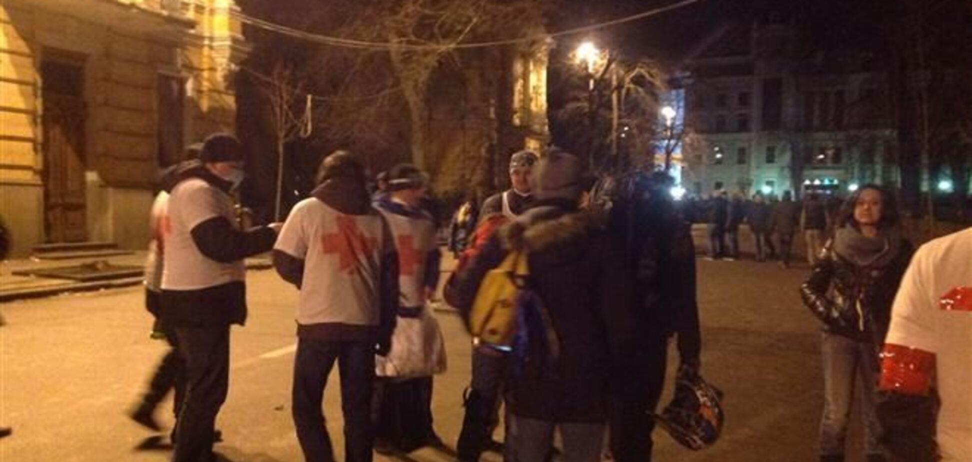 Глава Минюста извинилась перед пострадавшими во время разгона Евромайдана