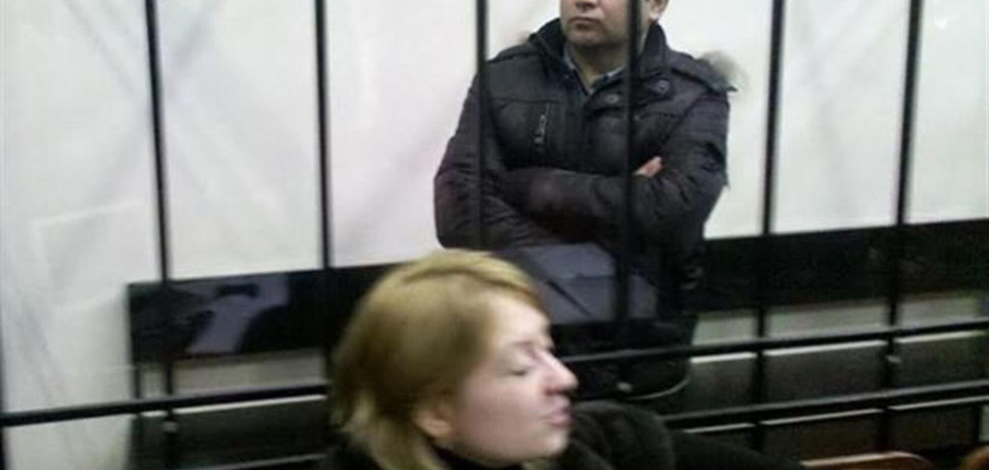 Под Лукьяновским СИЗО требовали освободить активиста 'Дорожного контроля'