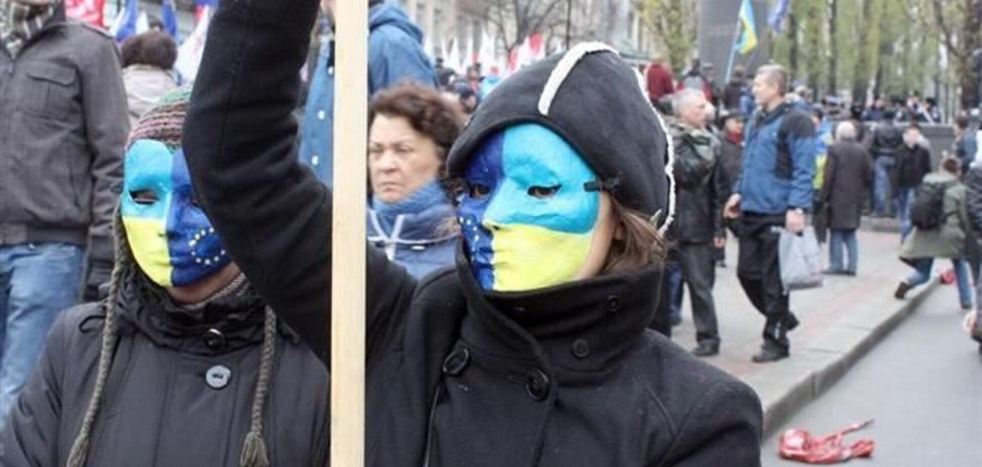 Власть обещает не наказывать студентов за Евромайдан