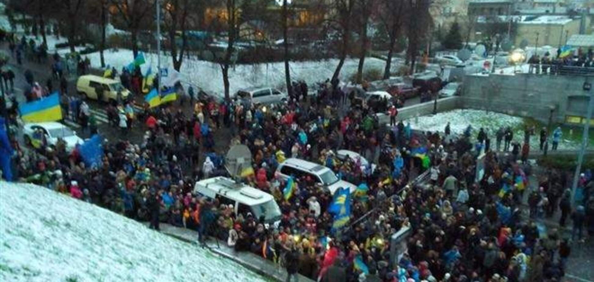 Иностранные дипломаты впечатлены Евромайданом