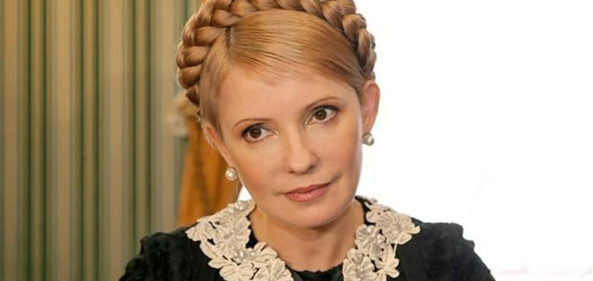 Тимошенко закликала не вступати в переговори з Януковичем