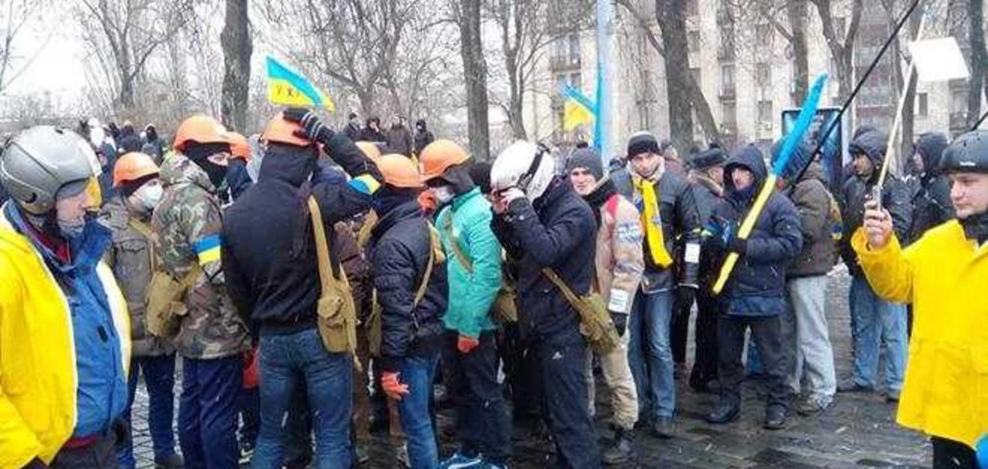 Милиция Киева заявляет о готовящихся провокациях во время митингов