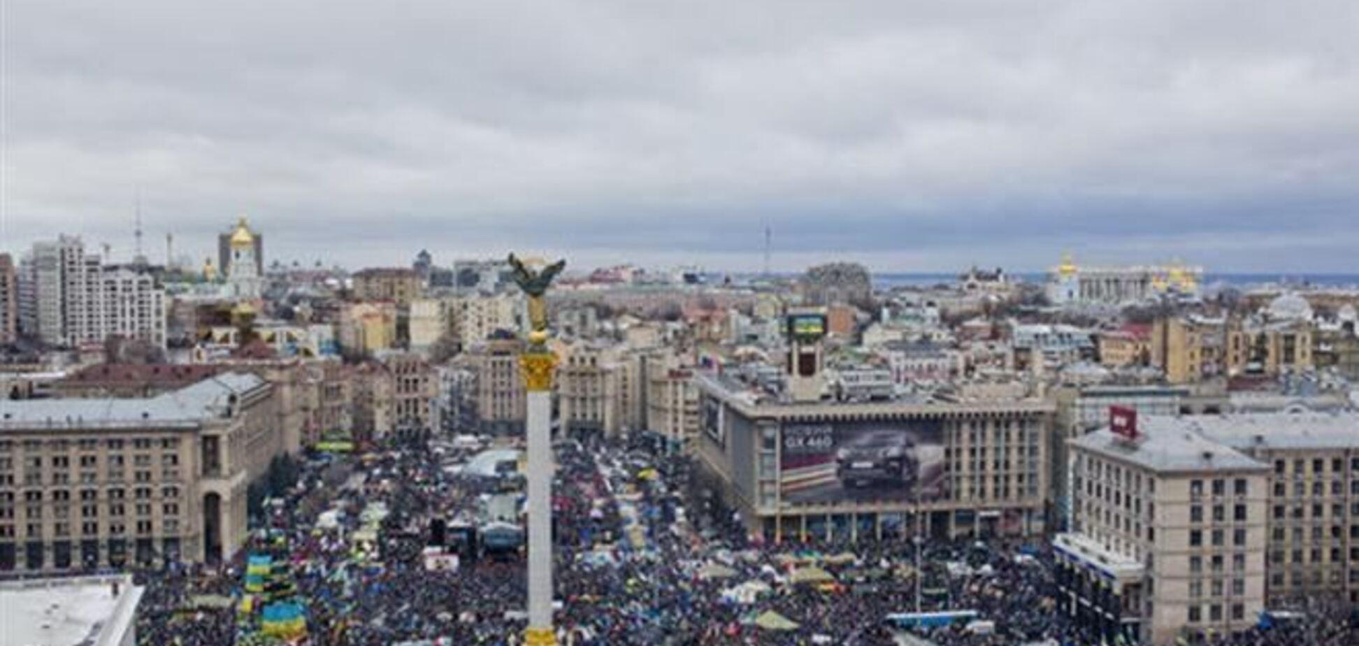 Украинцев возмутил подделанный сюжет 'Первого канала' о Евромайдане
