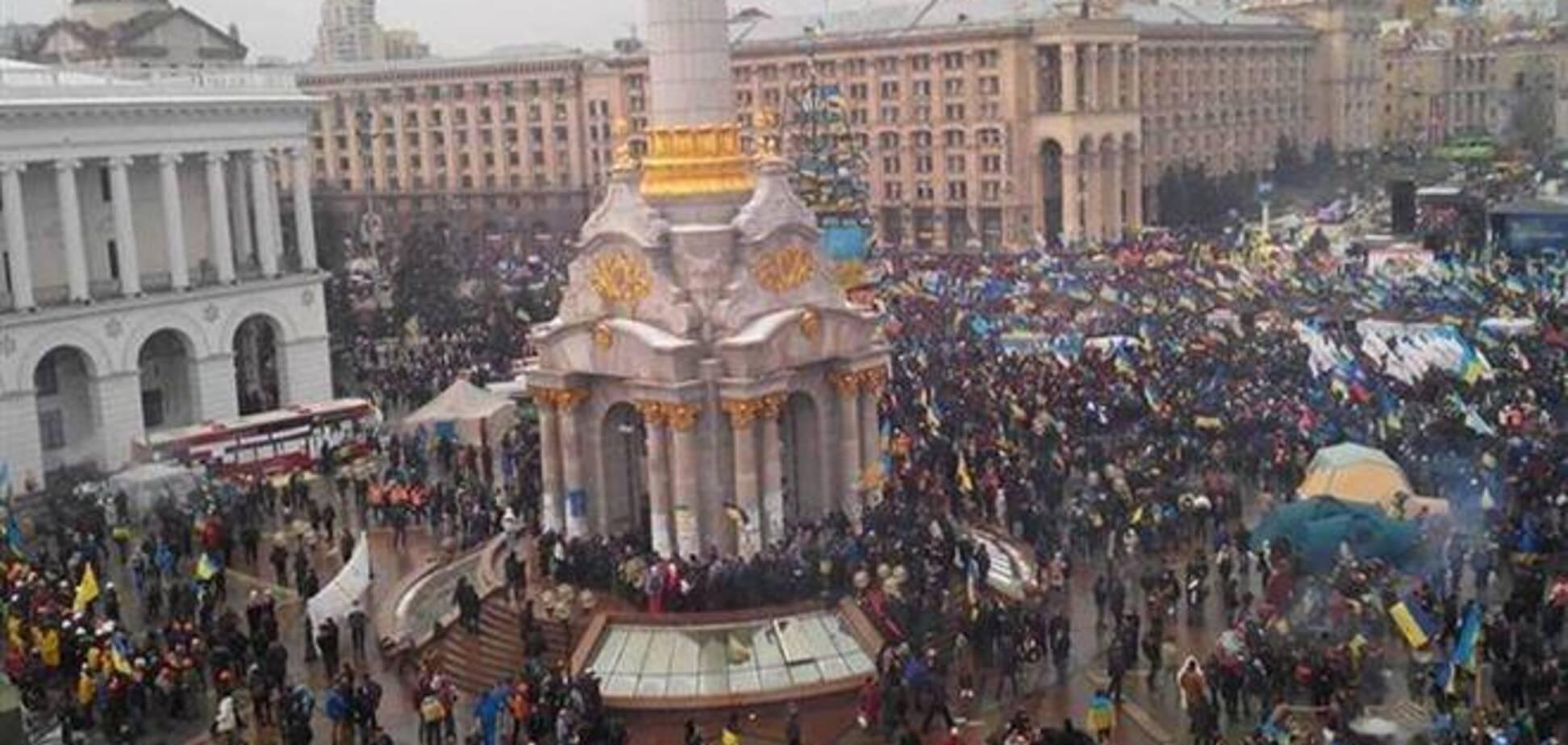 Гузар помолился за Евромайдановцев