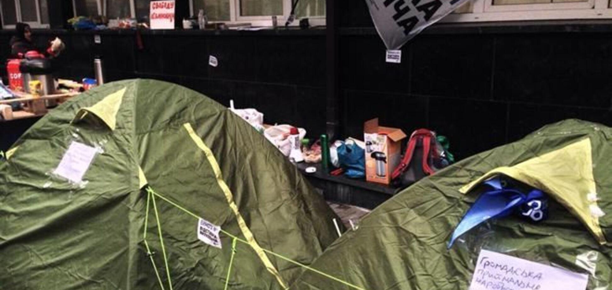 Под зданием Генпрокуратуры запретили митинговать