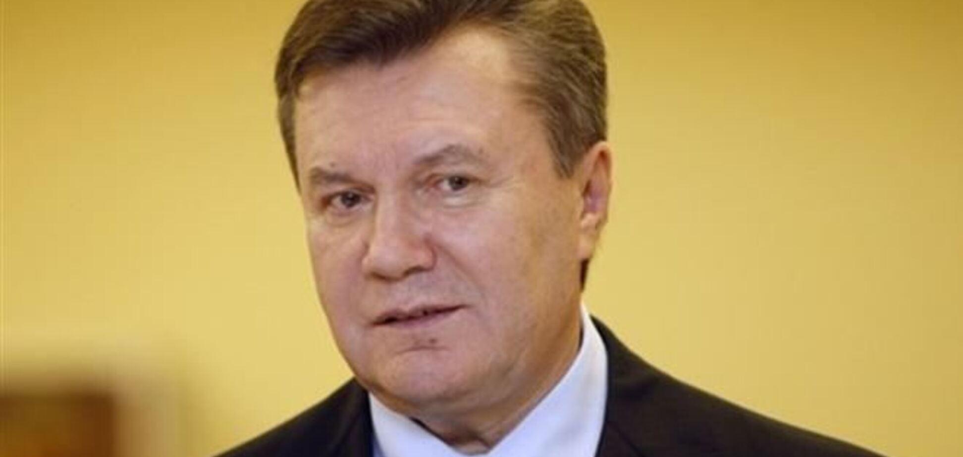Янукович в Межигорье провел совещание с силовиками - СМИ