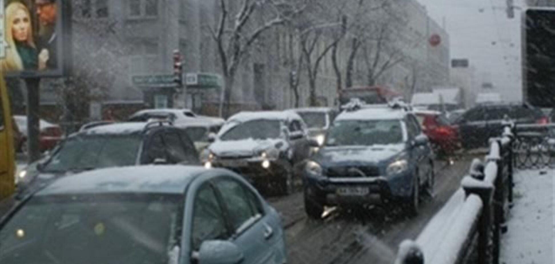 В центр Киева лучше не ездить – КГГА