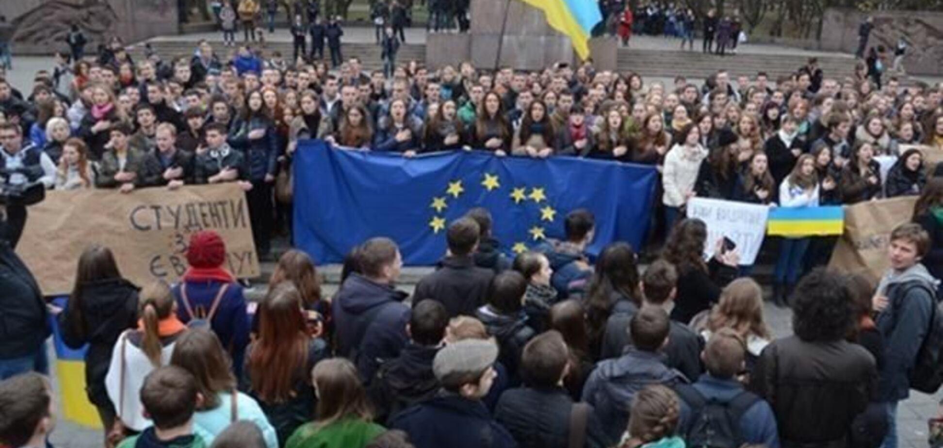 Львовский Евромайдан прекращает массовые акции
