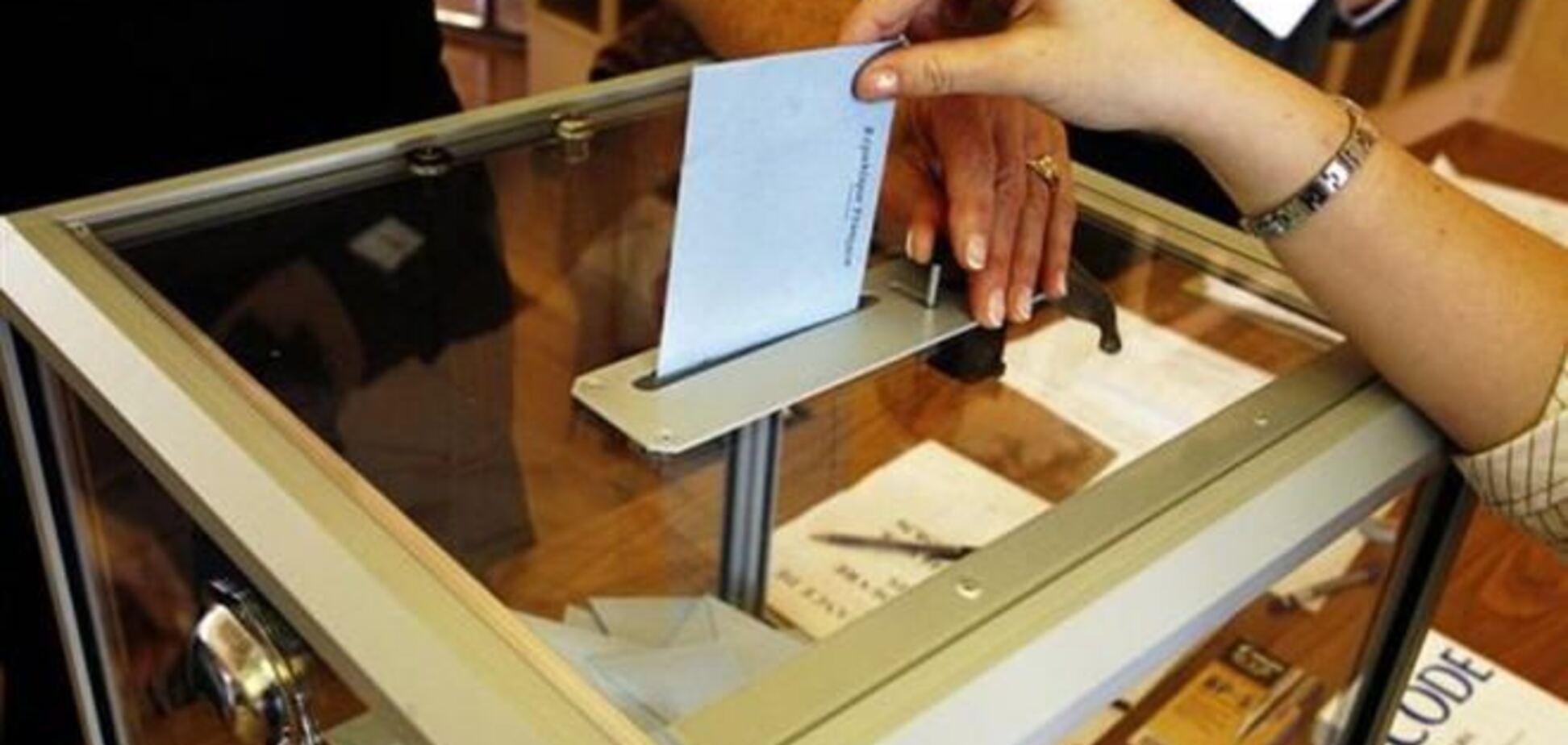 На Львовщине выборы были сорваны из-за отсутствия в бюджете 47 грн