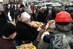 Яценюк: штурм не припускає, Евромайдан просто заблокують