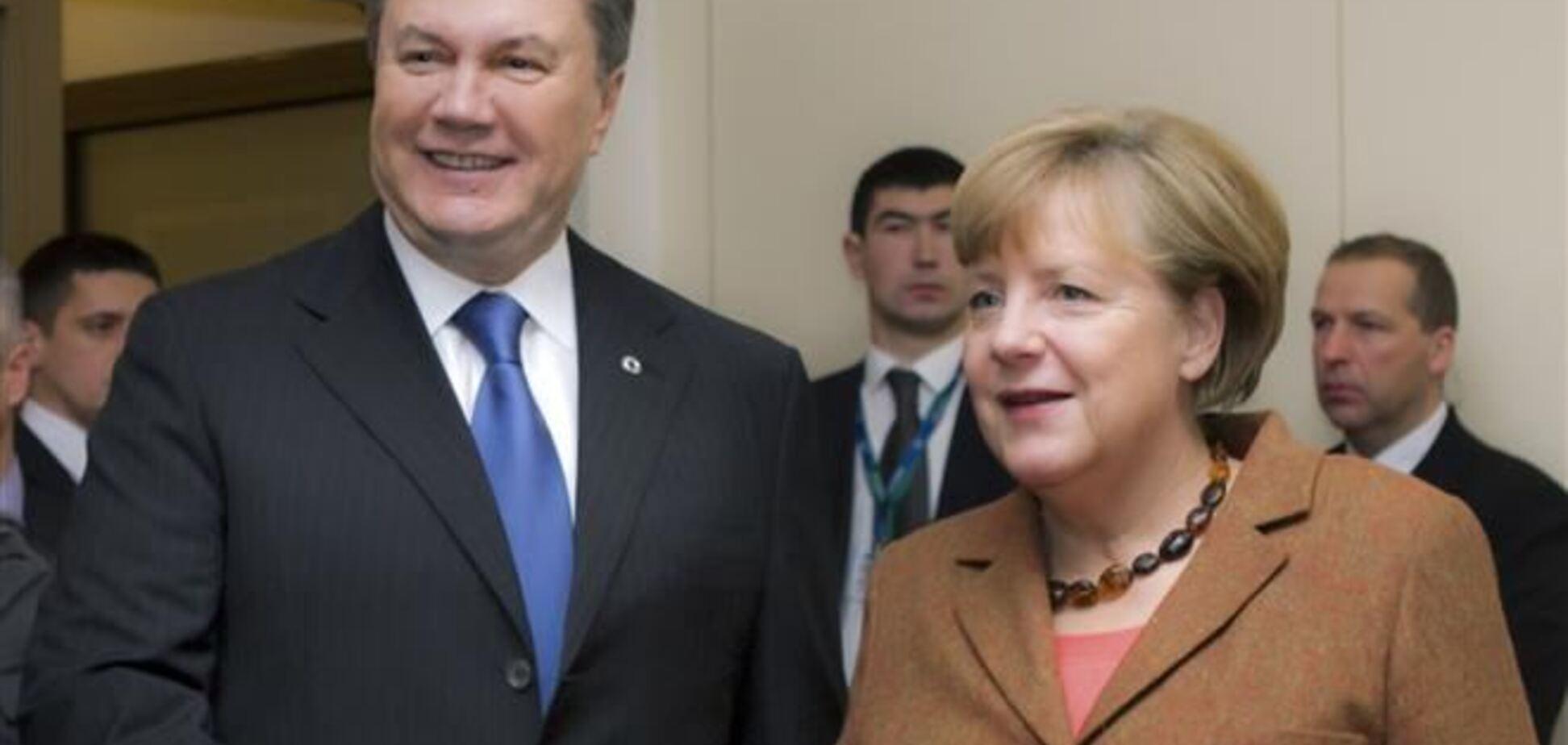Германия предлагает свою помощь Украине
