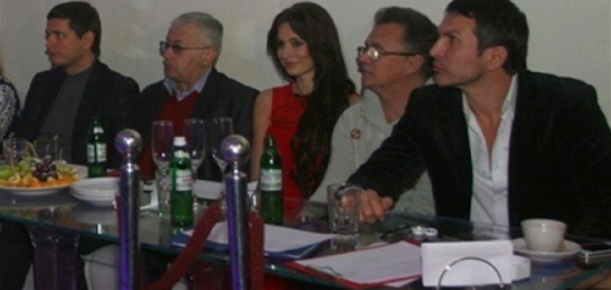 VIP-кастинг: красоток оценили Фалеса, Свобода и Матяш. Фото. Видео