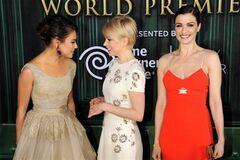 'Оз: Великий и могучий': мировая премьера