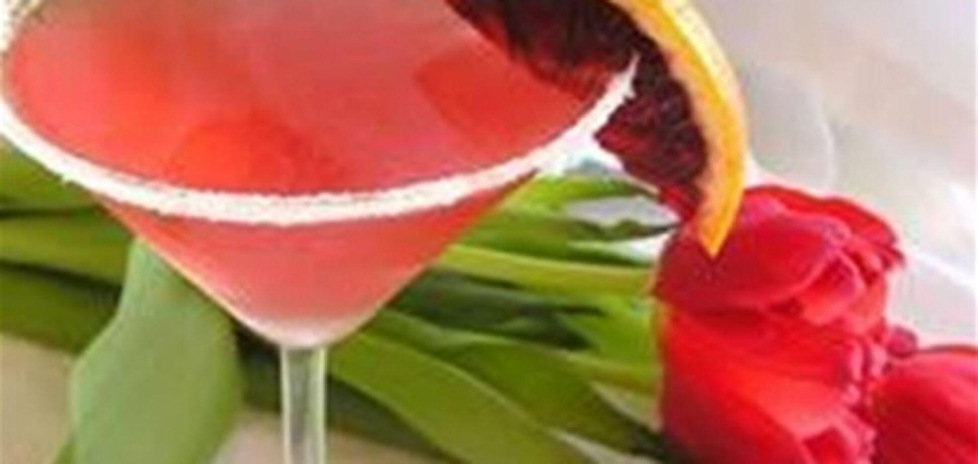 Клюквенный мартини