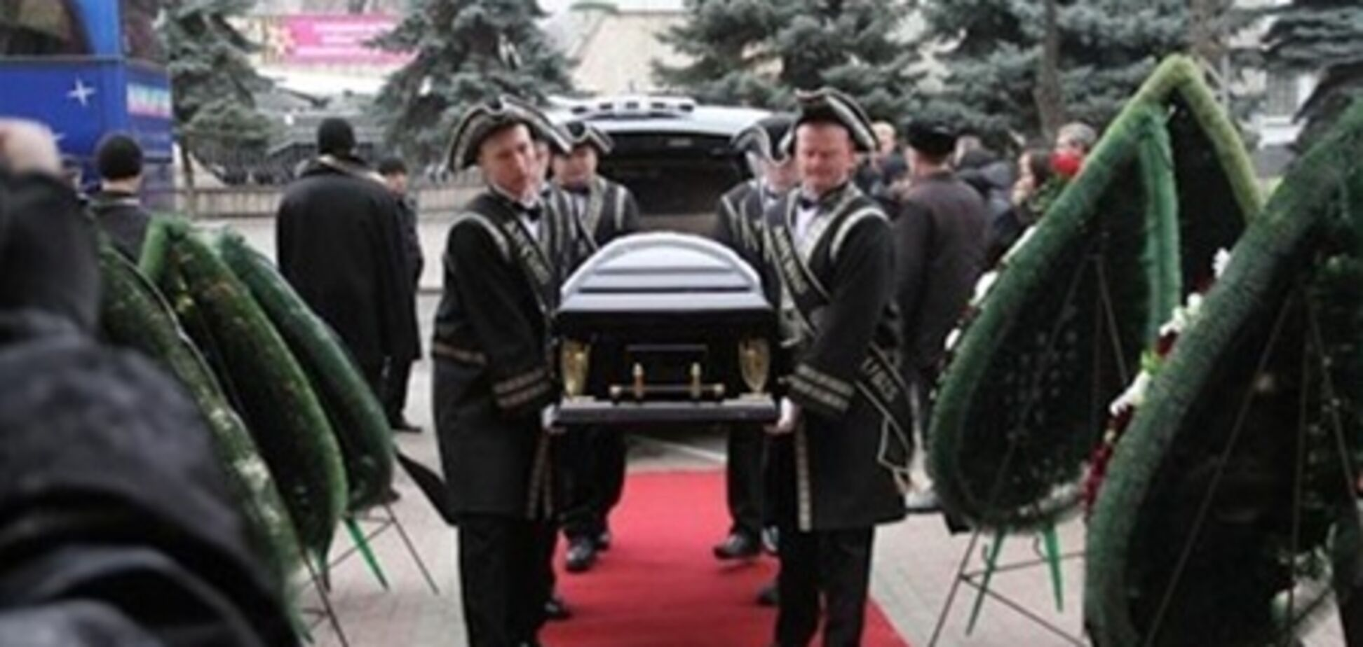 В Одессе простились с жертвами авиакатастрофы Ан-24