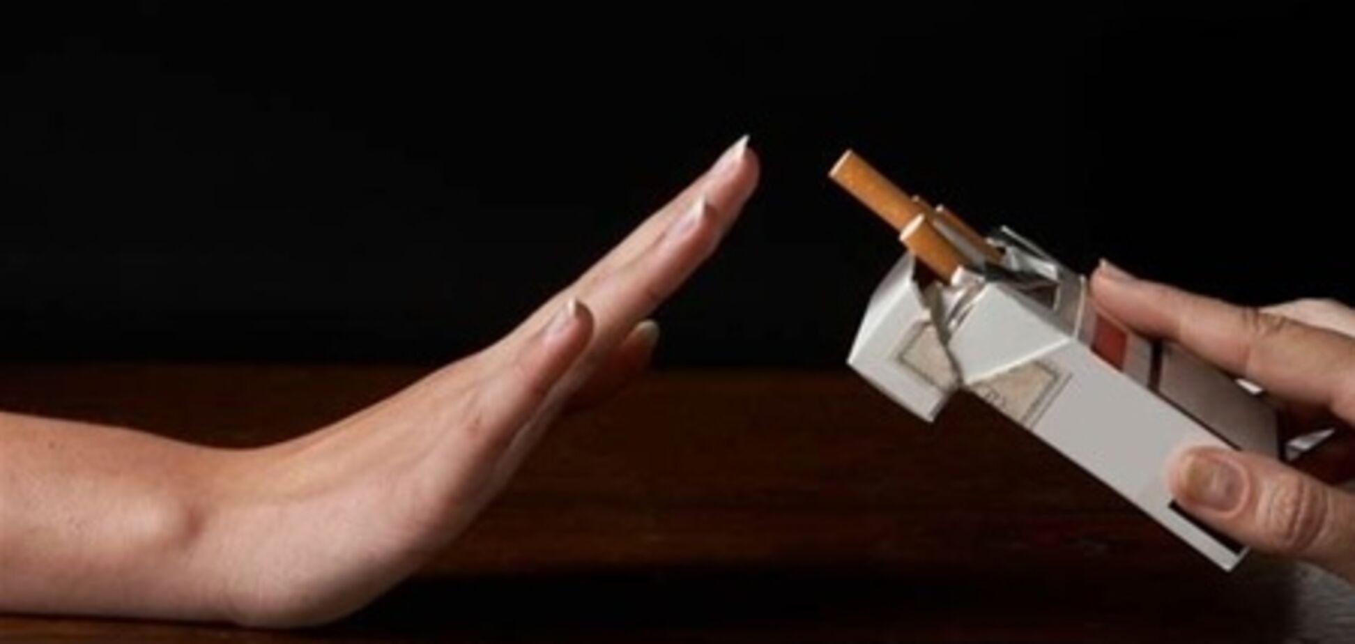 Заборона куріння: чому міліція не карає порушників. Документ