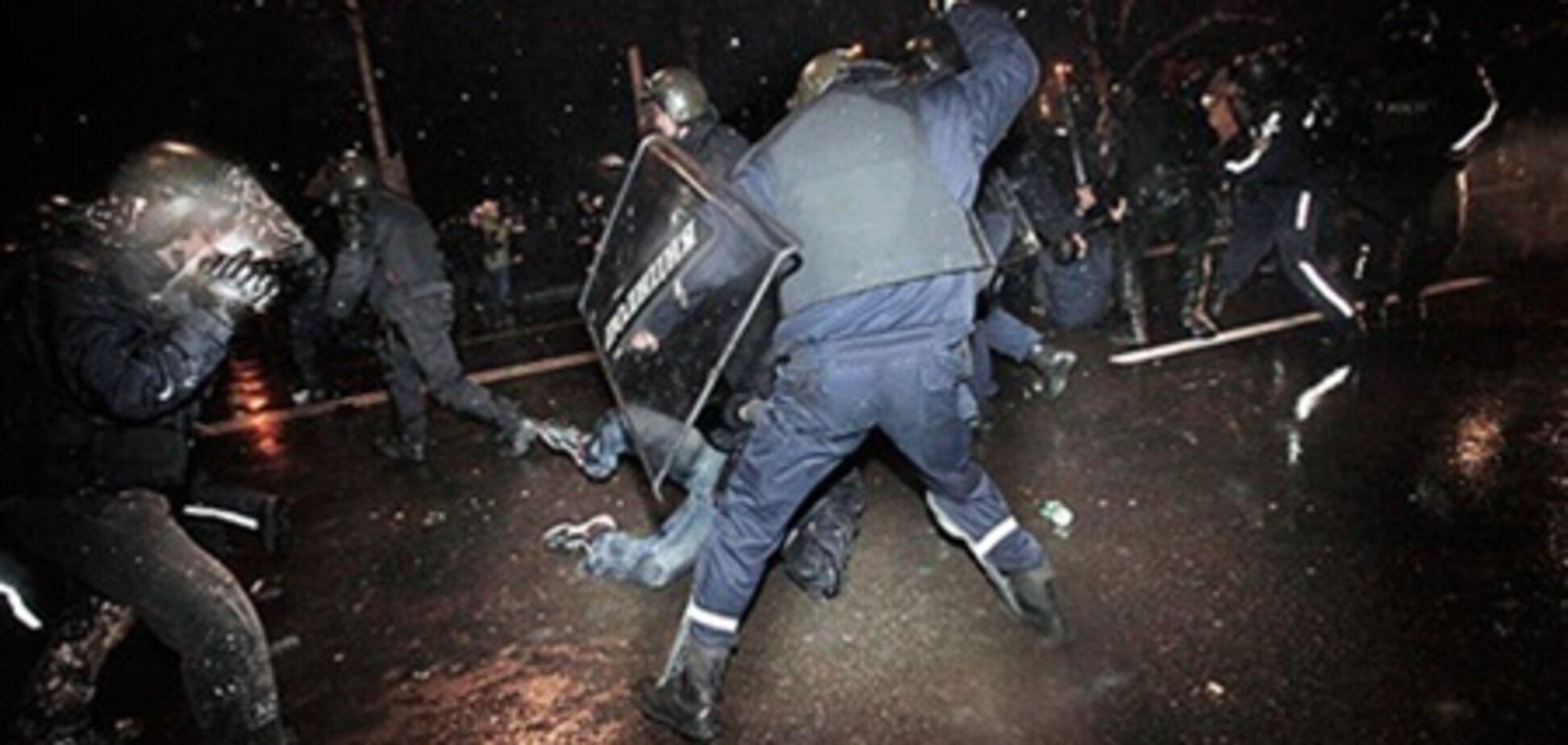 Тарифный бунт в Болгарии