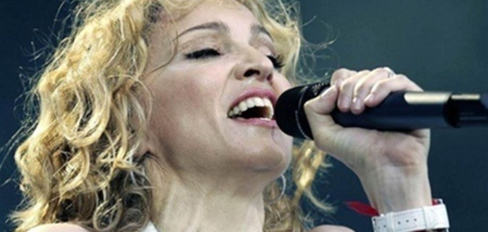 Мадонна і Бібер стали найбільш оплачуваними співаками