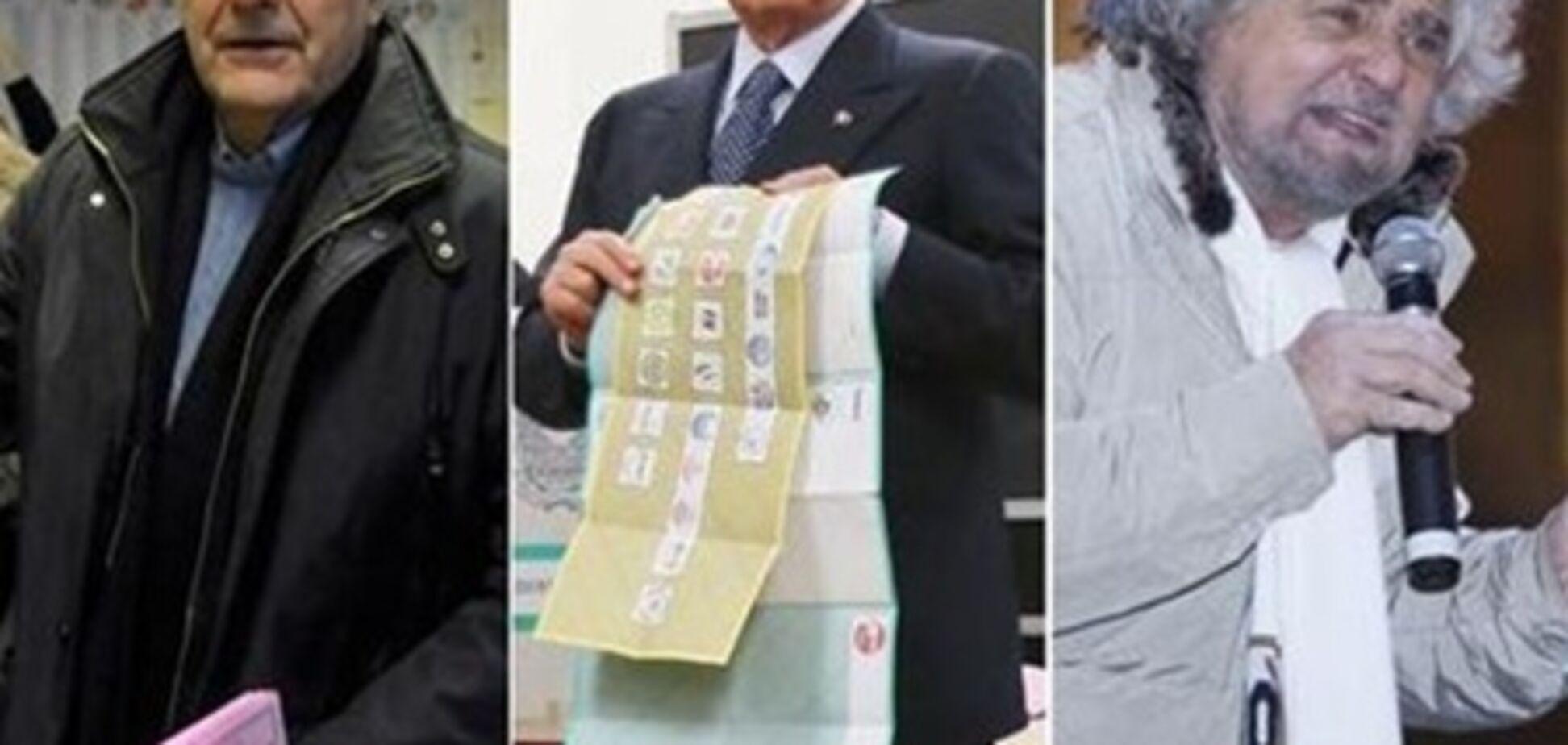 Результаты выборов в Италии: левые идут