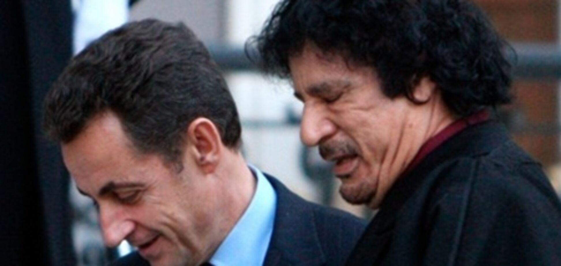 У Франції обшуки у справі про фінансування Каддафі кампанії Саркозі